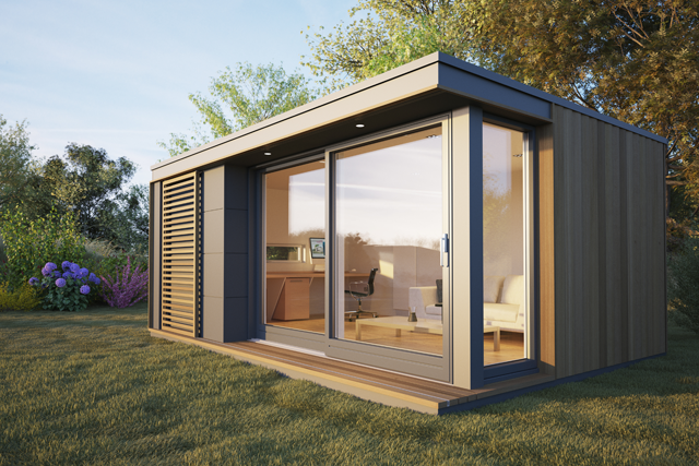Latest Pod Space Designs | The Garden Room Guide