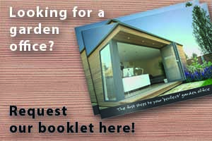 Request our garden office booklet
