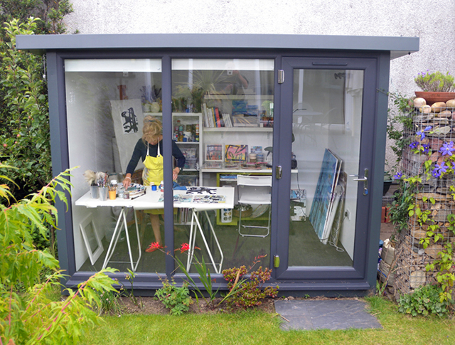 Garden Studio for Professional Artist 10