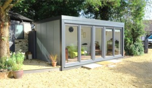 Save £1000 on the new QCB garden office