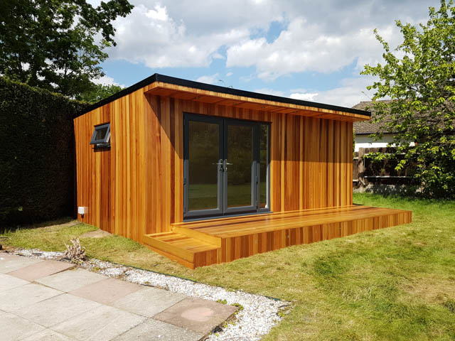 6m x 4m garden room by Garden Fortress-3