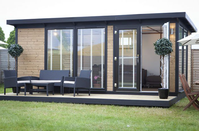 Ex-display Smart Garden Offices