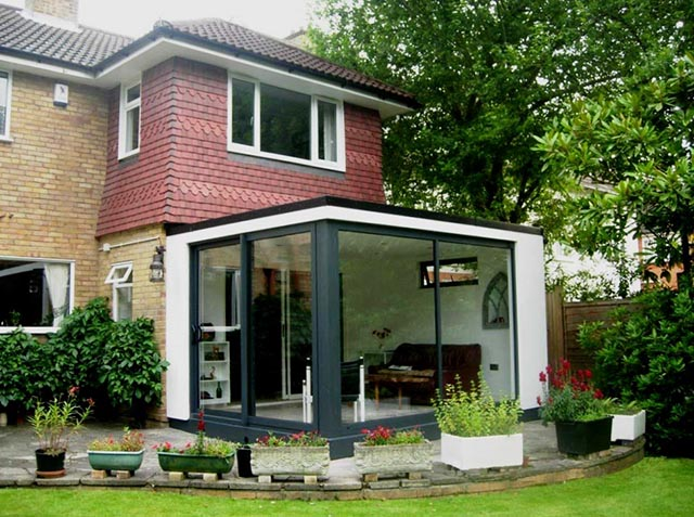Garden Rooms Garden rooms can be attached to the house the garden room guide garden room extension by swift sisterspd