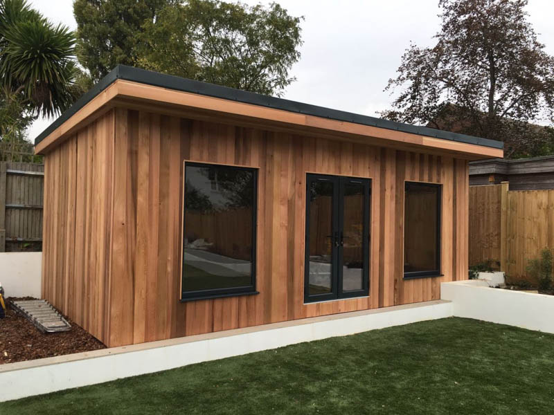 Straightforward Bridge Garden Rooms
