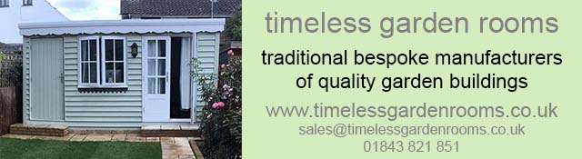 Visit the Timeless Garden Rooms website