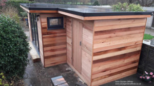 More Garden Offices use Firestone EPDM for the roofs of their garden rooms, supplied by Permaroof.