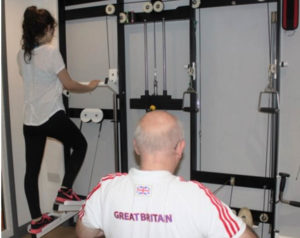 Incorporate a Slim Gym™ into your garden room