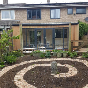 Extend your home with a garden room