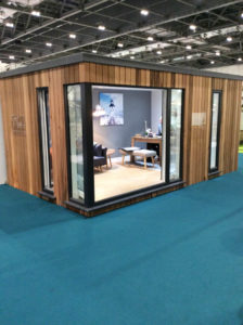 Garden Room Living at Grand Designs Live