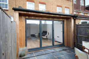 Timber Rooms can design and build Cedar house extensions
