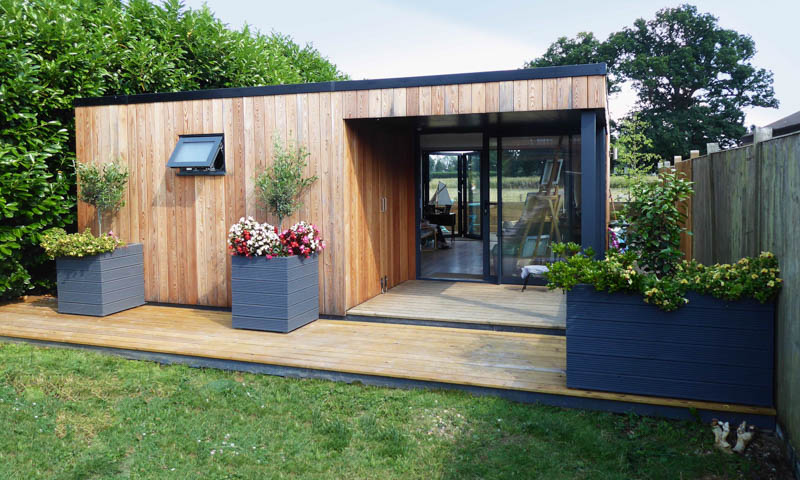Favourite Swift Garden Rooms