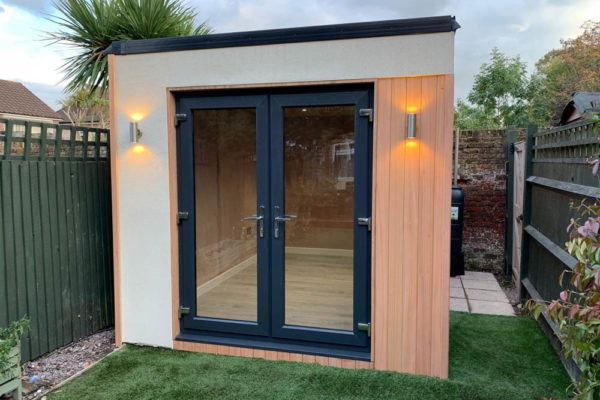 Hargreaves Garden Rooms