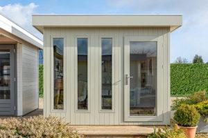 Proline low maintenance garden room by Garden Affairs