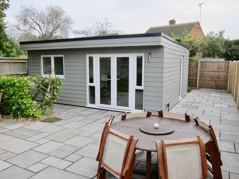 32sqm one bedroom garden house by Executive Garden Rooms