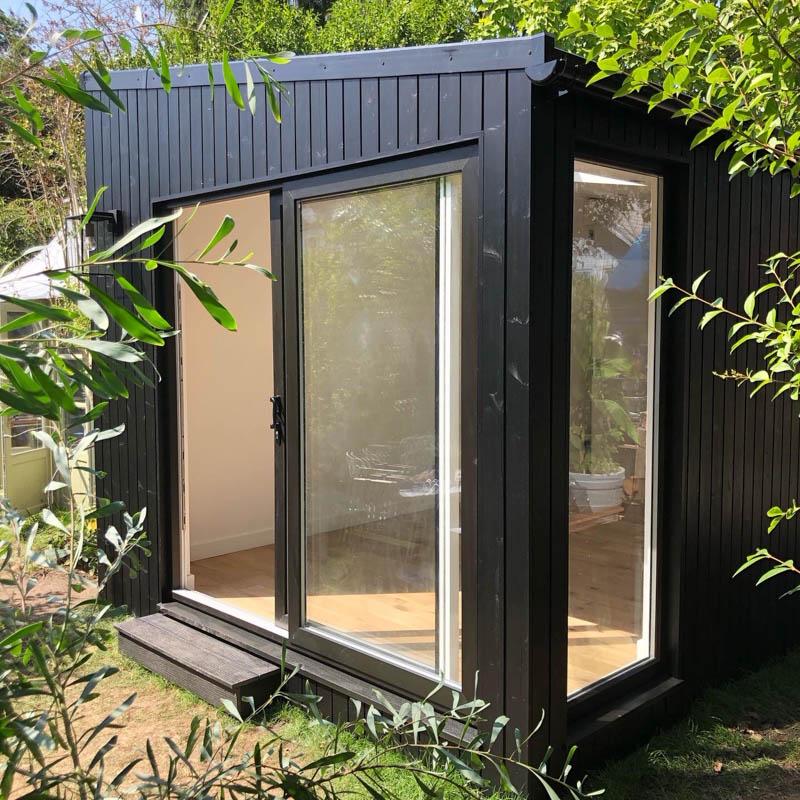 Small granny annexe by Ark Design Build