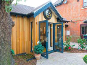 Bathstone Garden Rooms anything but standard