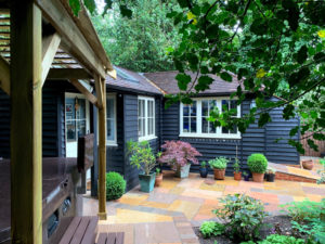 Made to measure garden rooms