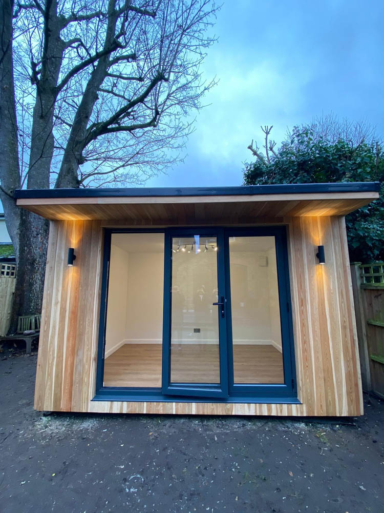 Podhouse garden rooms