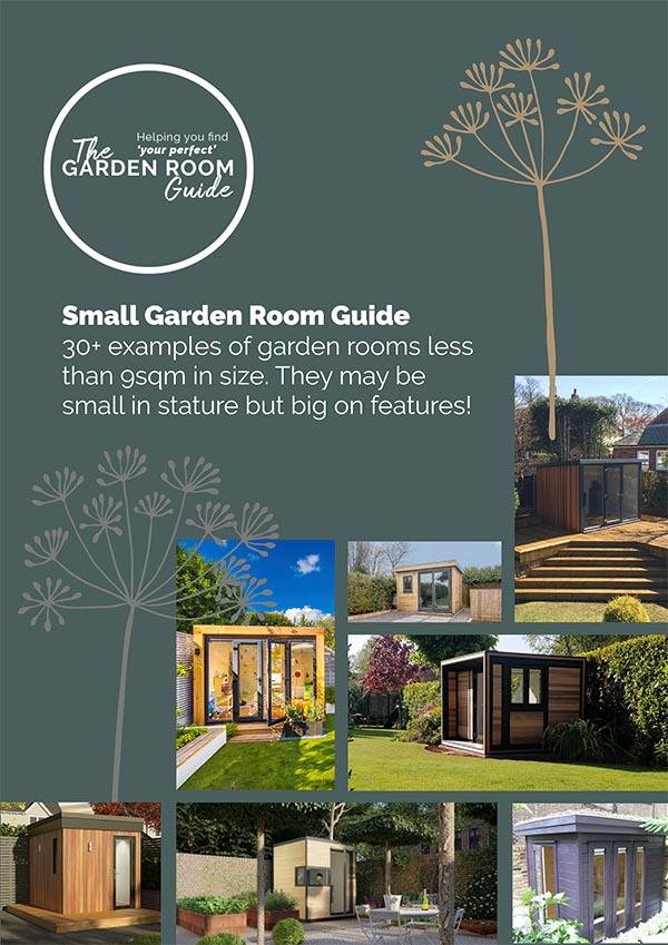 Small Garden Room Guide eBook