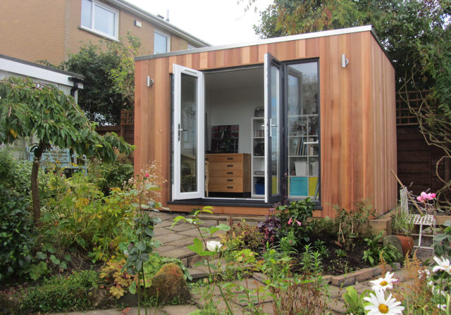 3.6m x 2.4m contemporary garden studio-2