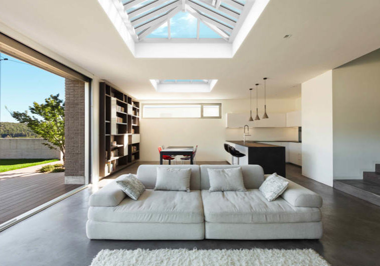 Roof lanterns for extensions and garden rooms by Aliwood