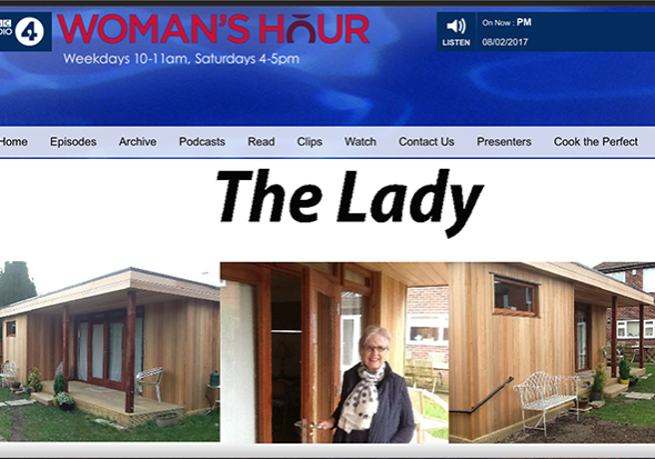 The Lady in the Lodge